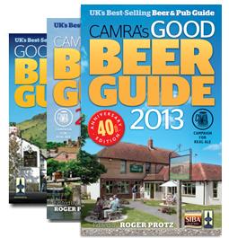The Good Beer Guide 2013